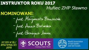 IR 2017 - nominacje